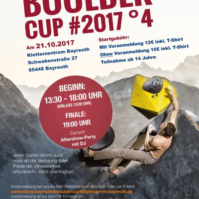 Bayreuther BoulderCup